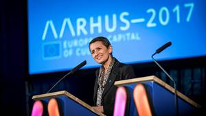 Aarhus 2017 CEO Rebecca Matthews appointed to lead unique global academic community