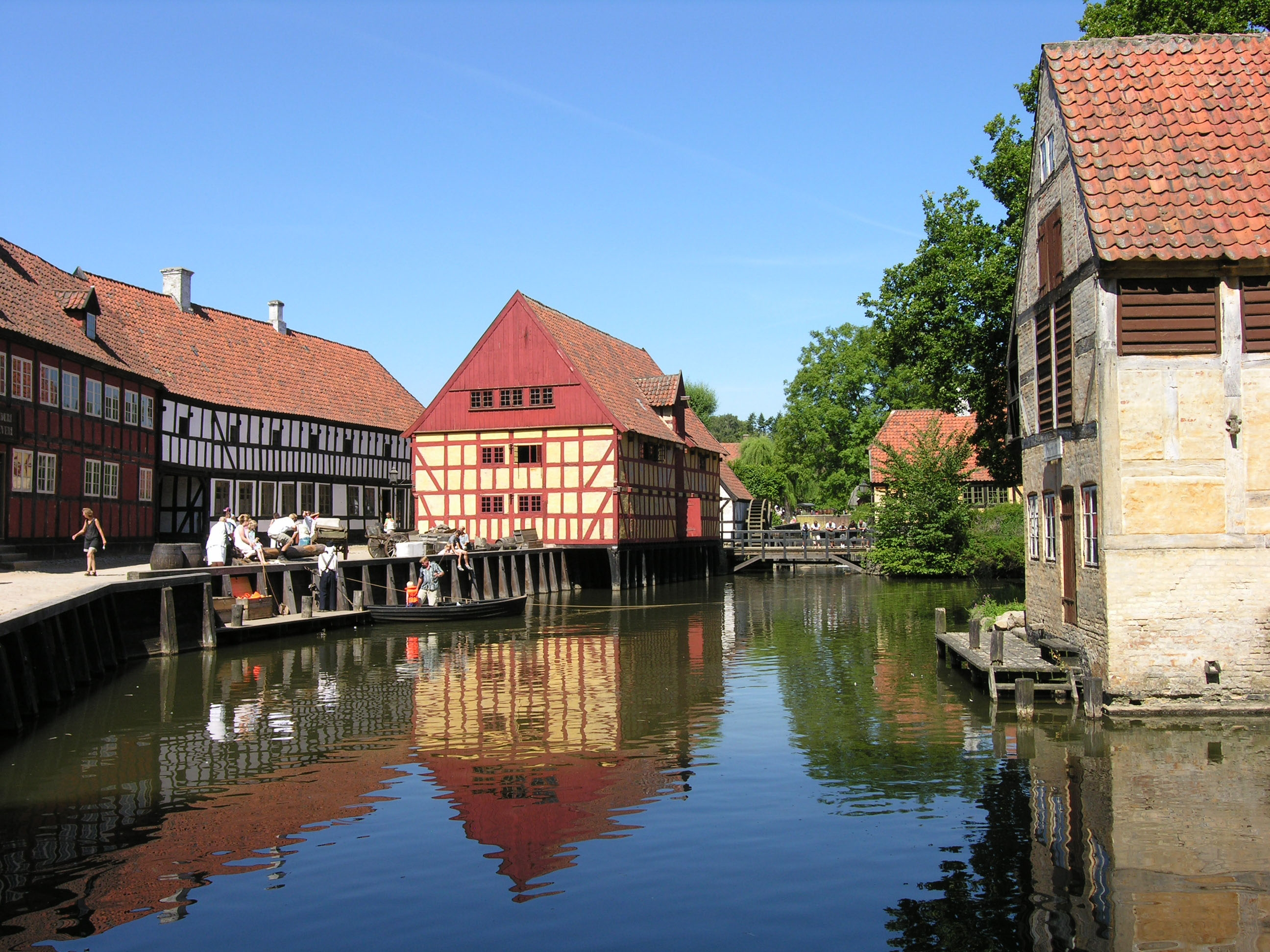 the-old-town-view-of-the-harbour_visitaarhusjpg - Den Gamle By