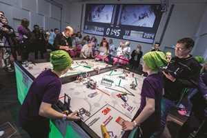 FIRST® LEGO® LEAGUE Open European Championship 2017 | Aarhus